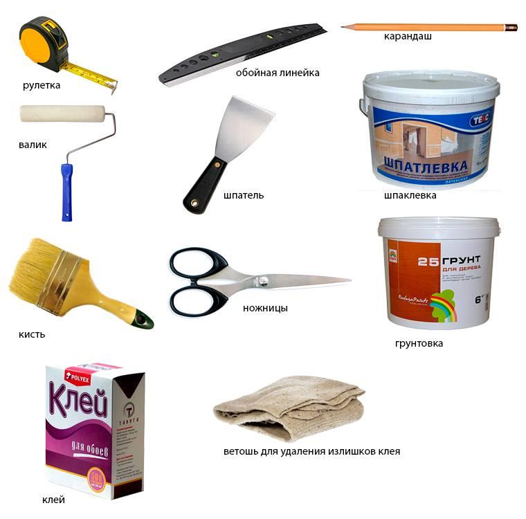 Необходимые материалы