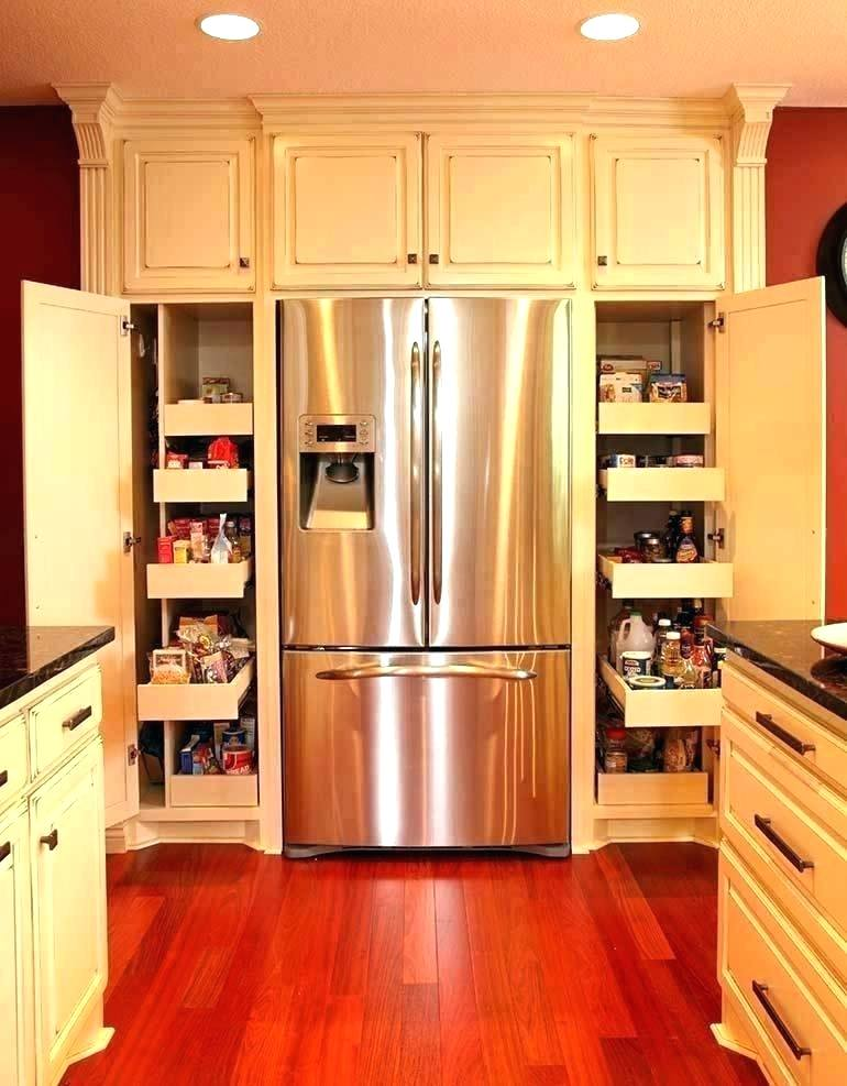Размещение вещей на кухне