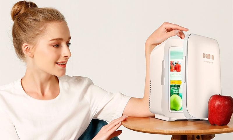 Как выбрать маленький холодильник
