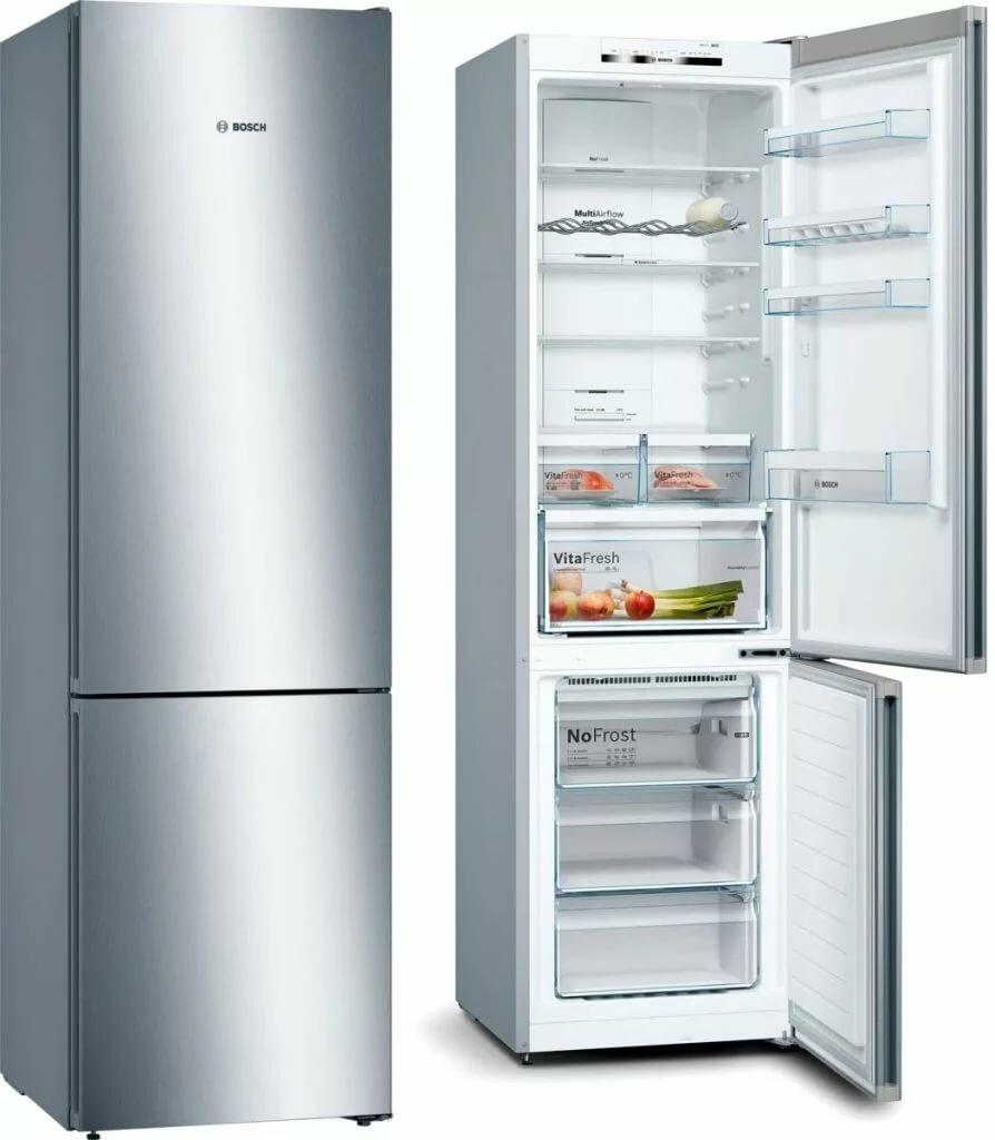 Стандартные холодильники